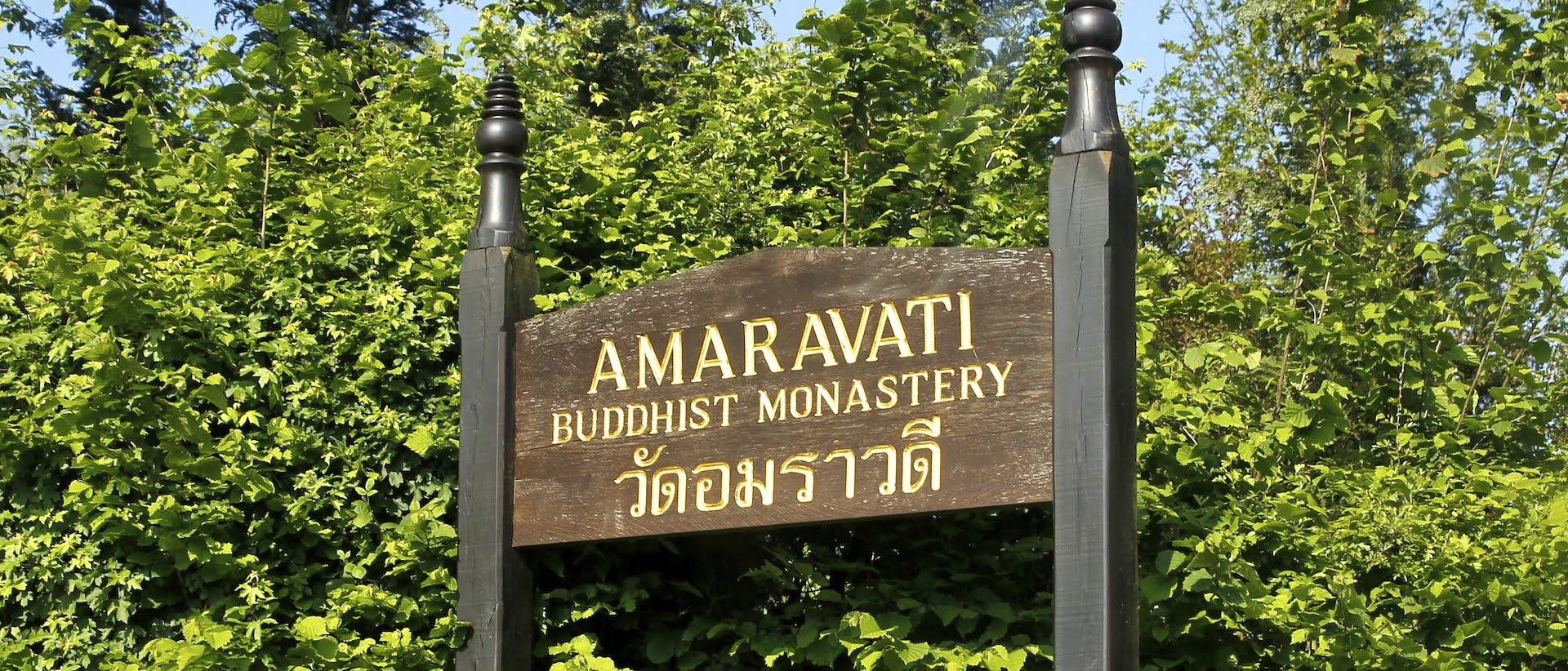Amaravati Buddhist Monastery
