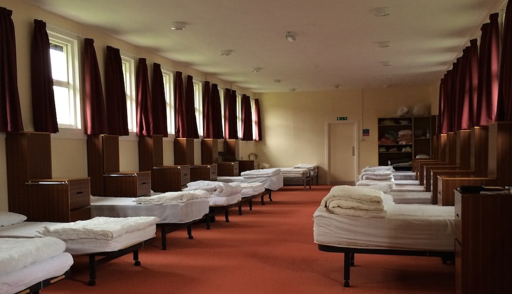 Retreat Centre - dormitories
