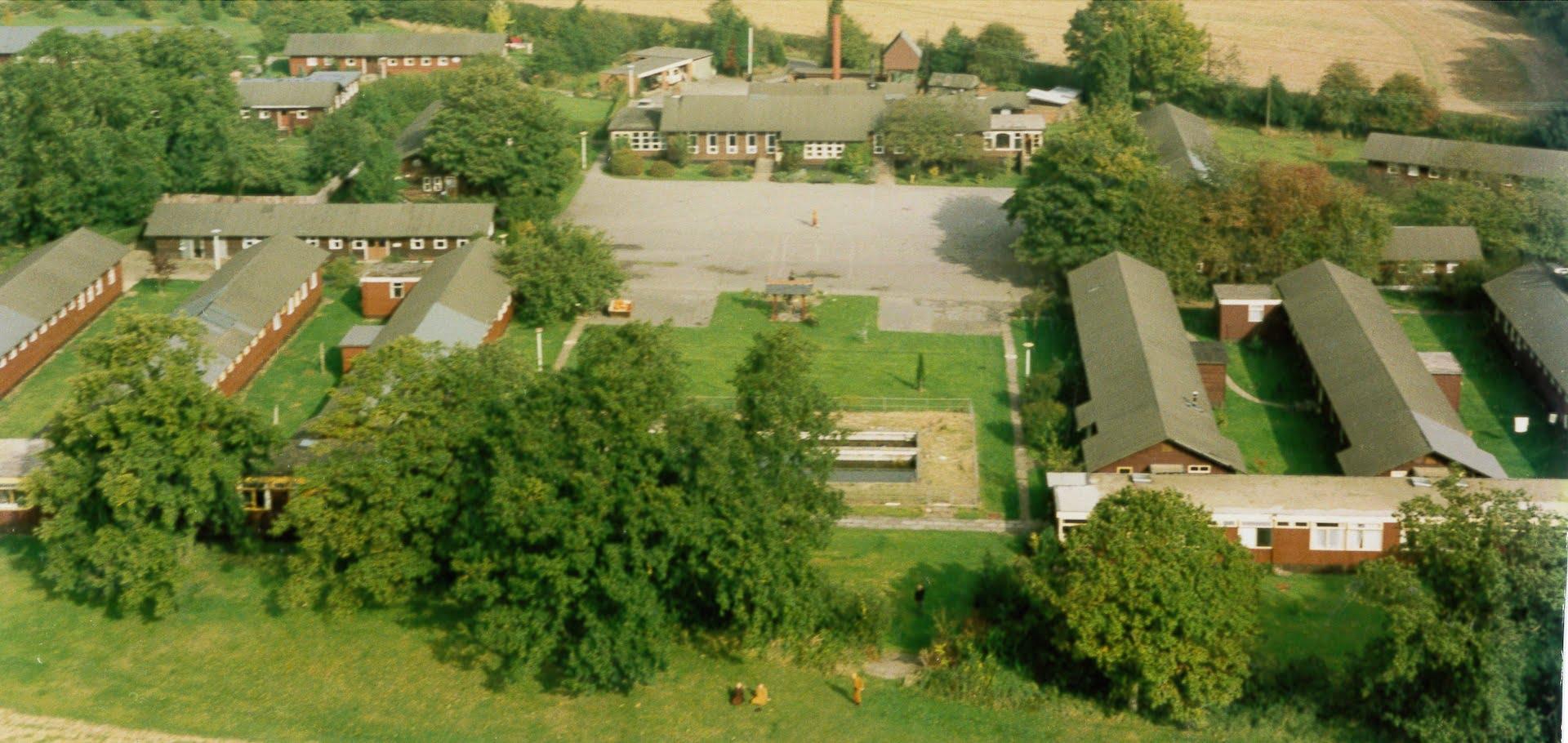 Amaravati in the 1980s - aerial view