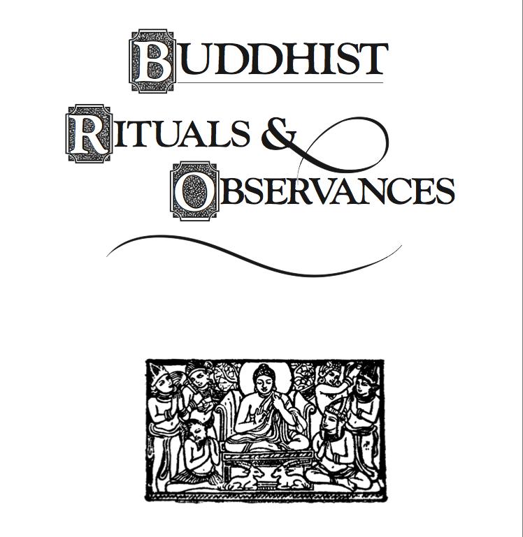 rituals and observances 187 amaravati buddhist monastery
