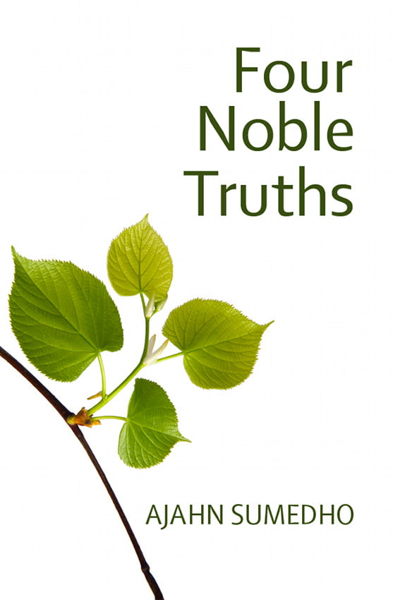 """an analysis of the buddhas four noble truths Buddha's four noble truths january 31, 2014 dennis ray part 1 of 2 by bill walz """"our suffering is holy if we embrace it and look deeply into it."""