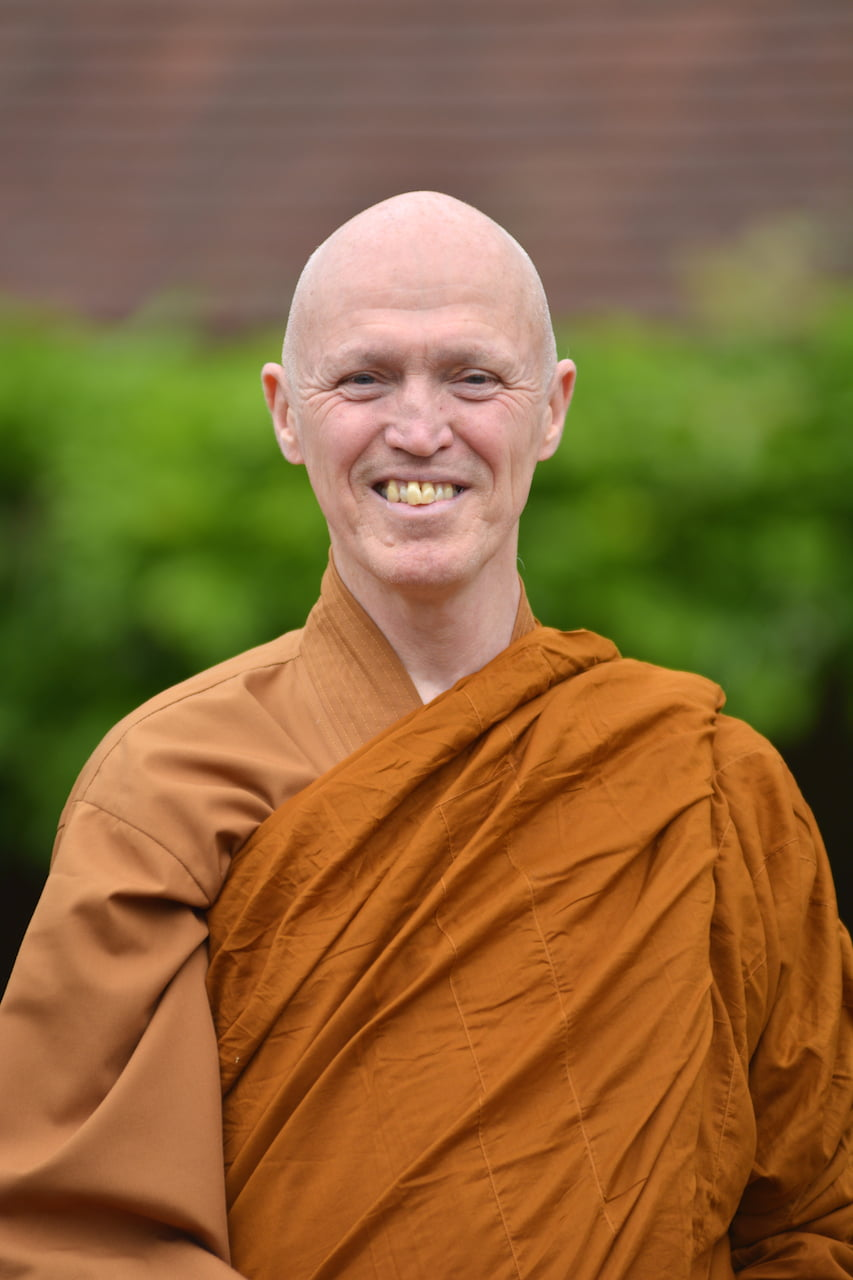 Ajahn Sucitto (picture by Somkid)