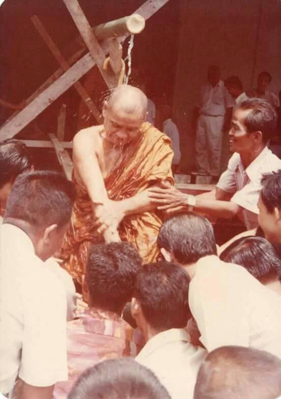 Ajahn Chah Songkran Celebration