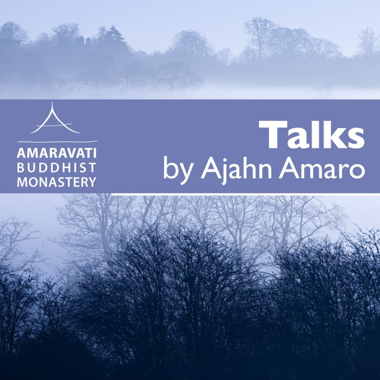 Ajahn Amaro Podcast by Amaravati