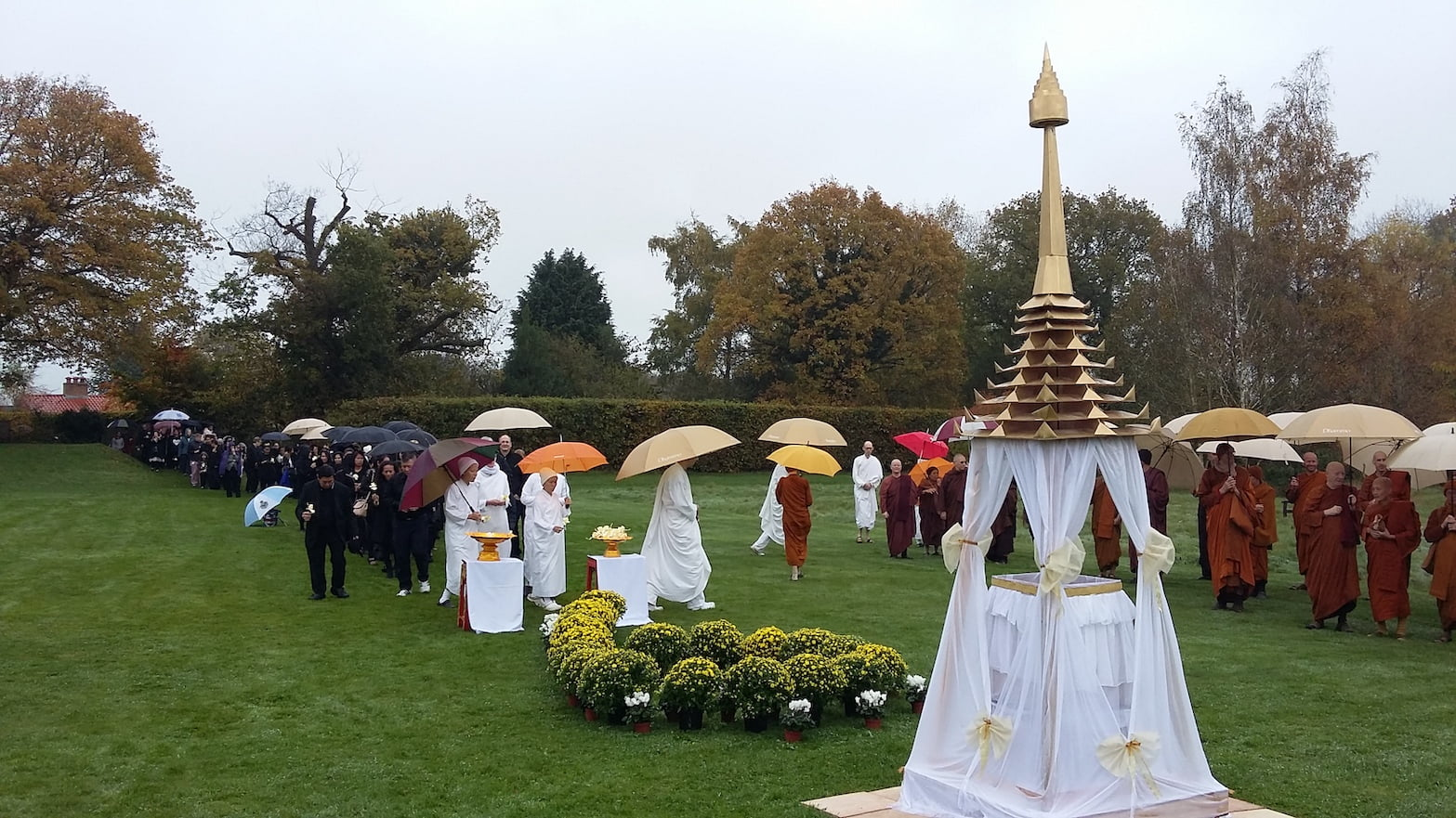 2017.10.26 King Maha IX's funeral