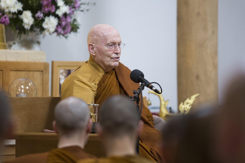 2017 Luang Por Sumedho | Open Retreat