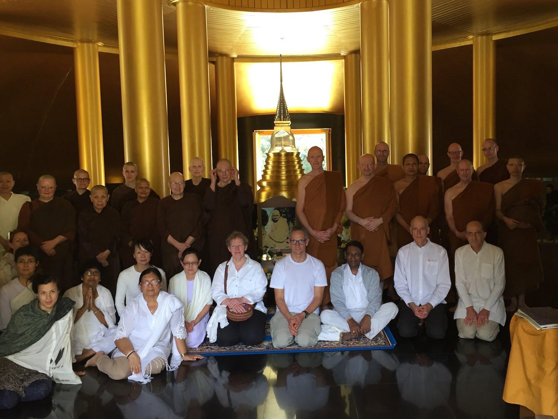 2018 Amaravati Community visit Thailand | 100th Ajahn Chah Anniversary