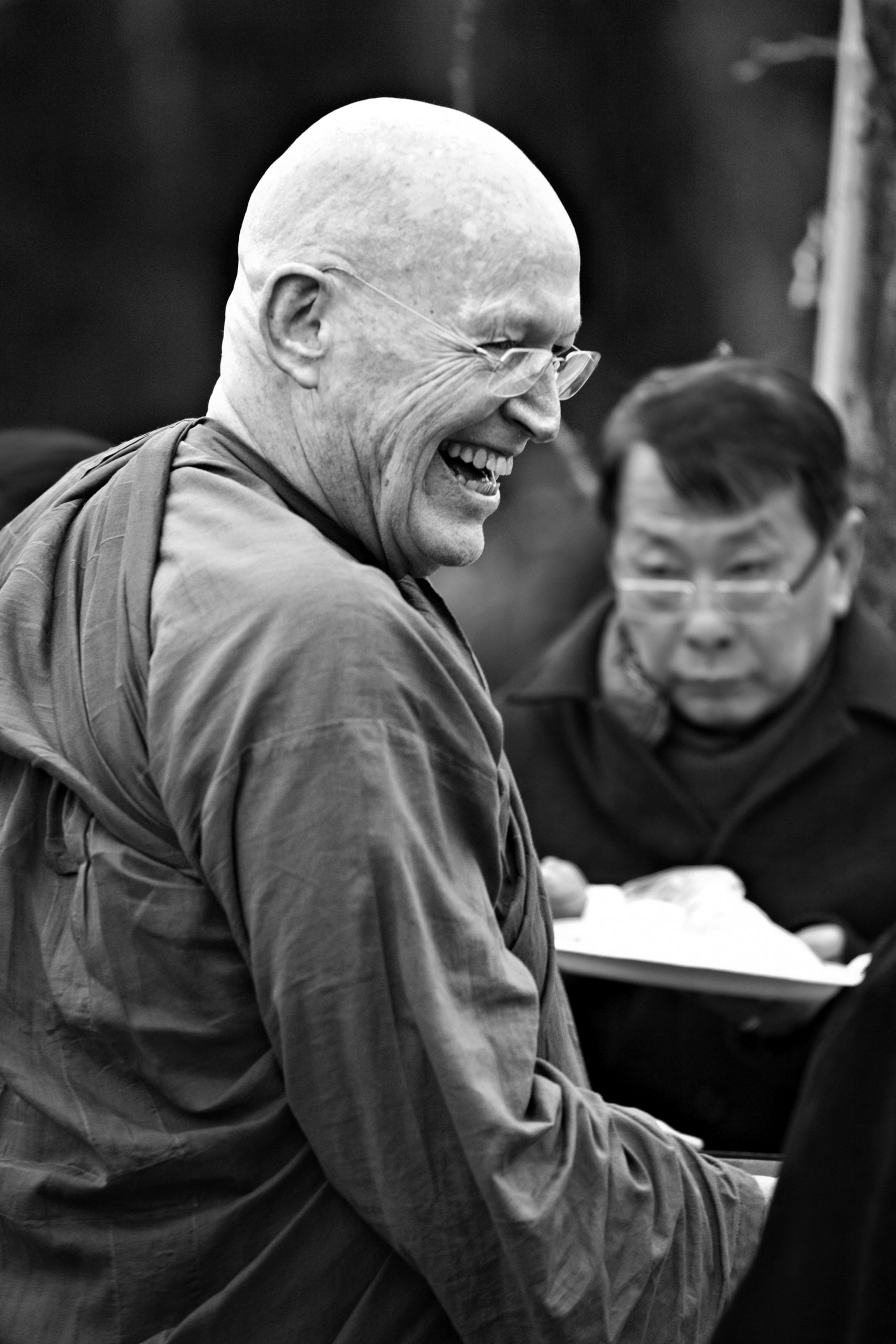 2010.11.14 Luang Por Sumedho's Last Kathina As The Abbot