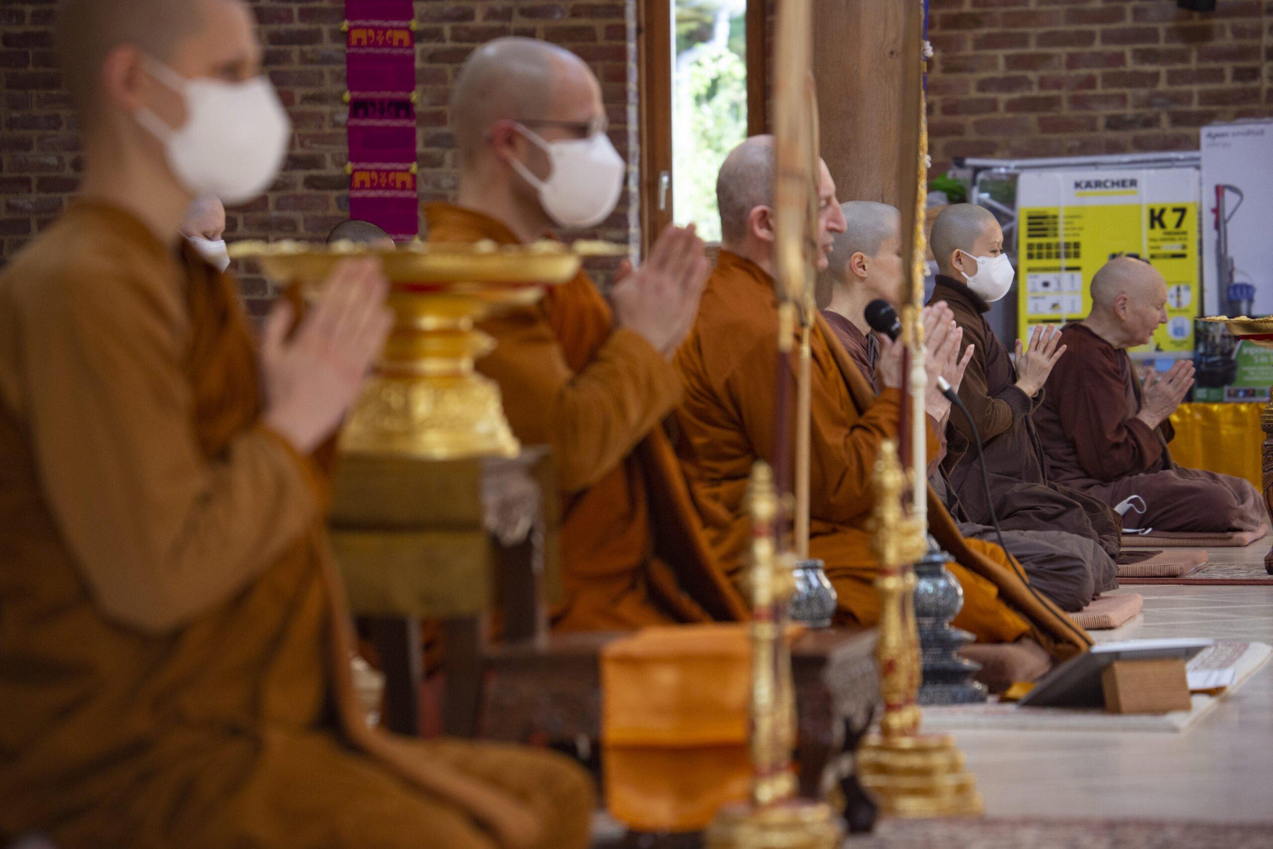 2020.10.25 Royal Kathina Ceremony